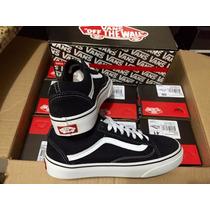 Tênis Vans Old Skool Original Preto Listra Branca!na Caixa!!