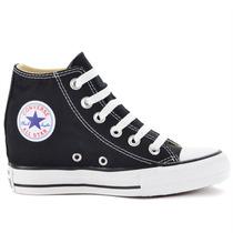 Tênis Converse All Star Ct As Lux Mid Preto Ce865001