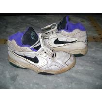 Tenis Nike Air Anos 80 Cano Alto