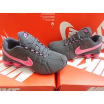 Tênis Nike Shox Junior Feminino 4 Molas Excelente Qualidade
