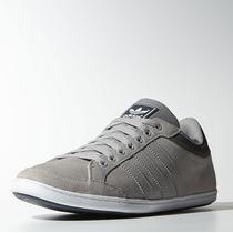 Tênis Adidas Originals Plimcana Low Homme Gris Novo 1magnus