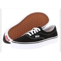Vans Authentic Black Tradicional N* 36 Supply Sneakers