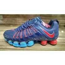 Tênis Nike Shox Tlx 12 Molas Original Na Caixa Frete Grátis