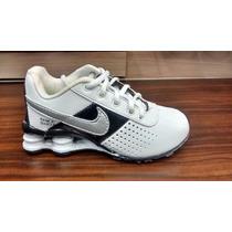 Tênis Nike Shox 4 Molas Infantil Masculino E Feminino !