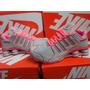 Tênis Femininos Nike Shox + Varias Cores Lindas Não Perca