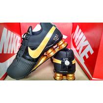 Tênis Nike Shox Feminino 4 Molas Na Caixa Frete Gratis