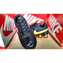 Tenis Nike Shox Quatro Mola Junior Nz , R4 Pronta Entrega