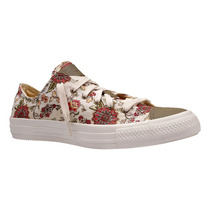 Tênis Converse Ct As Flowers Ox Feminino