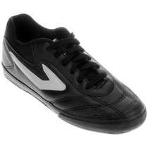 Tenis Futsal Dominator Branco Topper