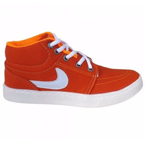 Tênis Infantil Nike Cano Longo