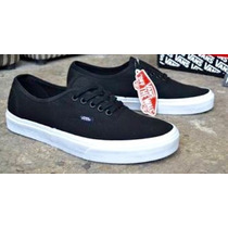 Vans Authentic Mono Eclipse Black