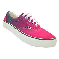Tênis Vans Era Pink E Roxo Mod:12995