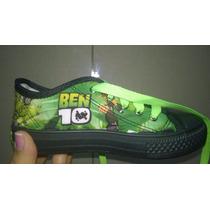 Tênis Infantil Menino Ben 10 Oferta!!!!
