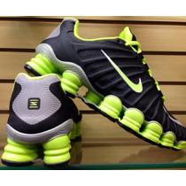 Nike Shox 12 Molas Original + Frete Gratis