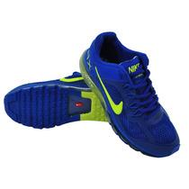 Tênis Masculino Nike Pra Cademia Ou Caminhada Pronta Entrega