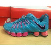 Tenis Nike Shox 12 Molas Feminino 100% Original Confira !!!