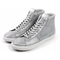 Tênis Nike Blazer Mid Cut Premium Cano Alto A Pronta Entrega