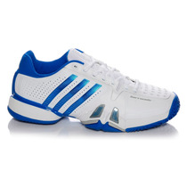 Tênis Adidas Adipower Barricade Branco/azul - Cod. G64769