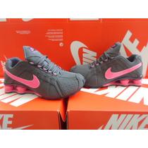 Tênis Nike Shox Junior Feminino Super Oferta Compre Já O Seu