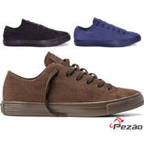 Tênis All Star Converse Ct As Bright Suede Ox Original N. F.
