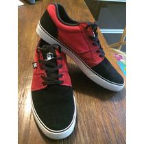 Tênis Dc Shoes Vermelho - Jovem, Casual, Esportivo, Estiloso