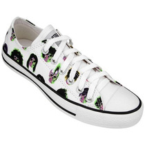 Tênis Converse All Star Ct As Skull Wigs Ox N° 42