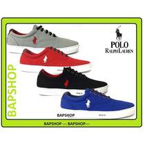 Tênis Sapatênis Polo Ralph Lauren Osklen Sapato Frete Gratis