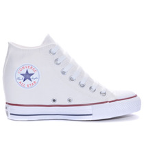 Tênis Converse All Star Ct As Lux Mid Branco Ce865002