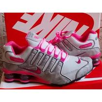 Tênis Nike Shox Feminino 4 Molas Lindos Toda Hora Vende