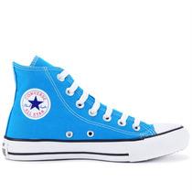 Tênis Converse All Star Ct As Seasonal Hi Azul Marinha Ct112