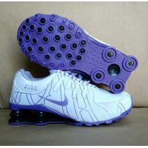 Tenis Infantil Nike Shox Meninas Frete Gratis