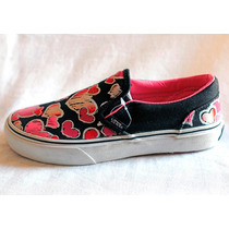 Tênis Vans Slip On Kids Hearts