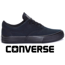 20%off Tênis Converse All-star Skidgrip Monocrhome Preto Sk8