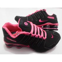 Tênis Nike Shox Femininos 4 Molas + Preços Ótimos