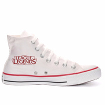Tênis League Of Legends All Star Converse Personalizado