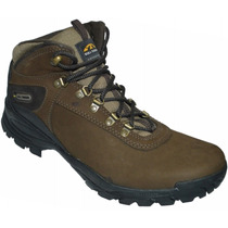 Bota Bull Terrier Colorado Couro Natural Original + Nota Fis