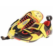 Sapatilha Tri Fly Iv Carbon Amarelo/verm/pto Pearl Izumi