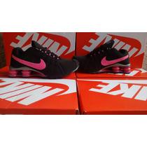 Tênis Nike Shox Junior Feminino Lindos Toda Hora Vende