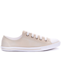 Tênis Converse All Star Ct As Dainty Leather Ox Cru Ce405005
