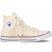 Tênis Feminino Original Converse All Star Lona Bege