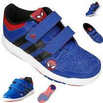 Tenis Adidas Homem Aranha Spiderman Original Pronta Entrega