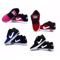 Tênis Infantil Botinha Nike Masculino E Feminino Confortavel