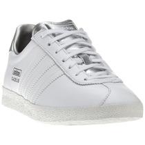 Tênis Adidas Originals Gazelle Og Ef Couro Novo 1magnus