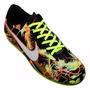 Chuteira Society Nike Mercurial Vapor Ix Tropical Pack Fg