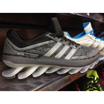 Novo Adidas Springblade Preto/cinza Camuflado