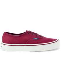 Tênis Vans Authentic Sport Vintage Oxblood Red Vn-0zukflq