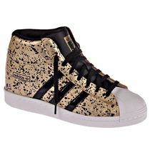 Tênis Adidas Star Superstar Up Sneaker Gold, Pronta Entrega.