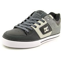 Dc Shoes Pure Shoe Suede Se Skate