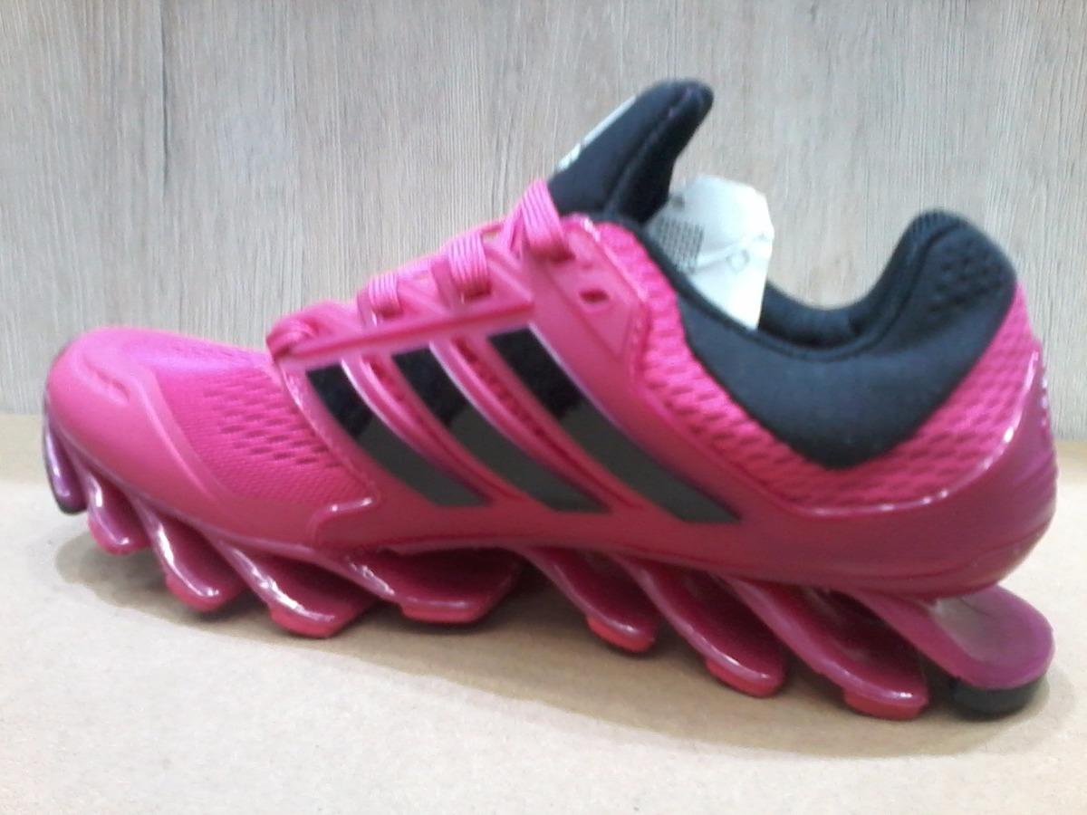 adidas springblade drive rosa e preto