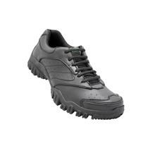 Tênis Militar Preto Resistente Para Caminhada E Educ.física